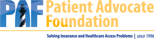 Patient Advocate Foundation Logo