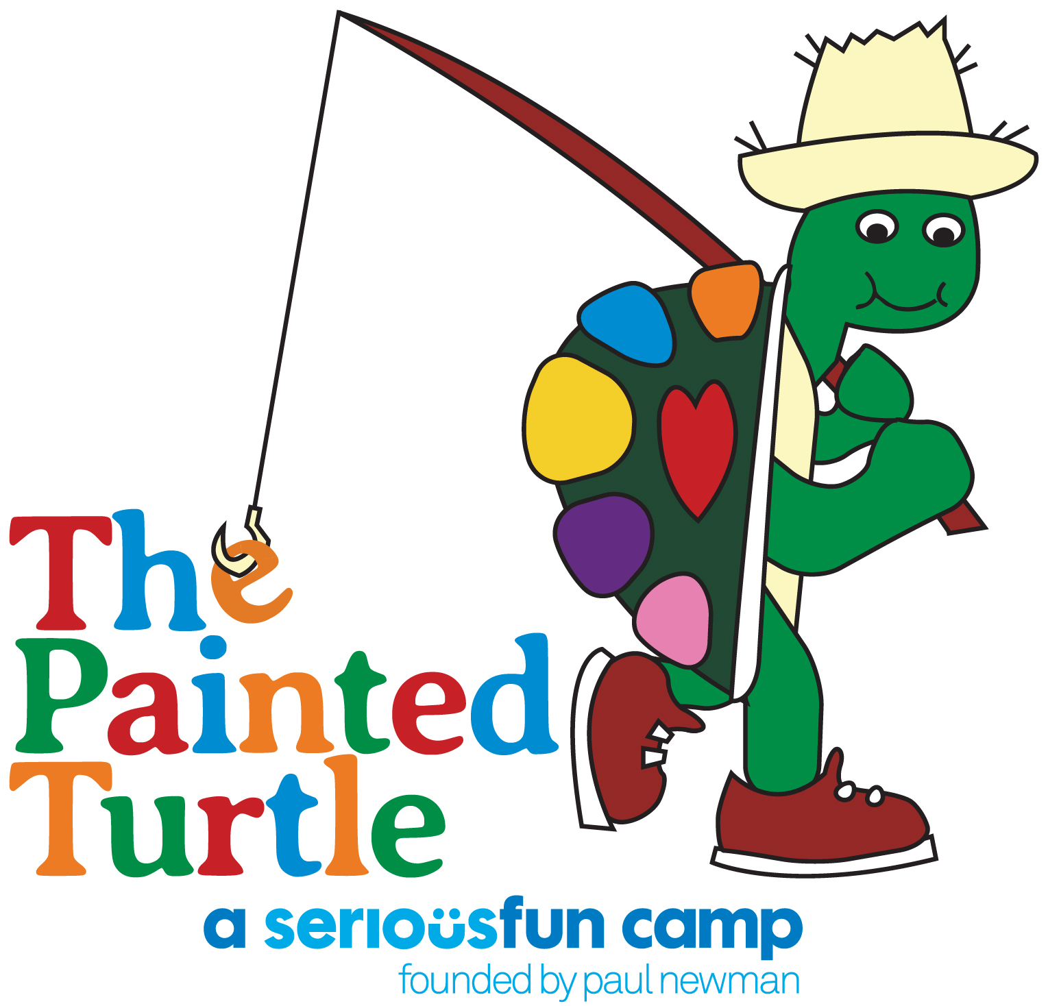 The Painted Turtle Logo